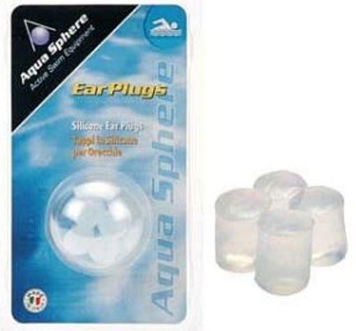 Ucpávky do uší Aqua Sphere