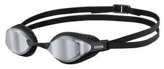 Plavecké brýle Arena AirSpeed Mirror černostříbrná