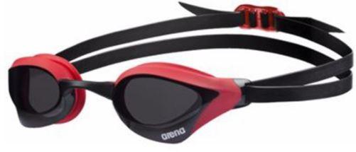 Závodní černo-červené plavecké brýle Arena Cobra Core Swipe
