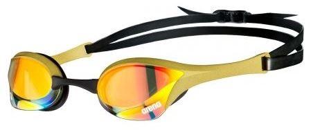 Plavecké brýle Arena Cobra Ultra Swipe Mirror zlaté