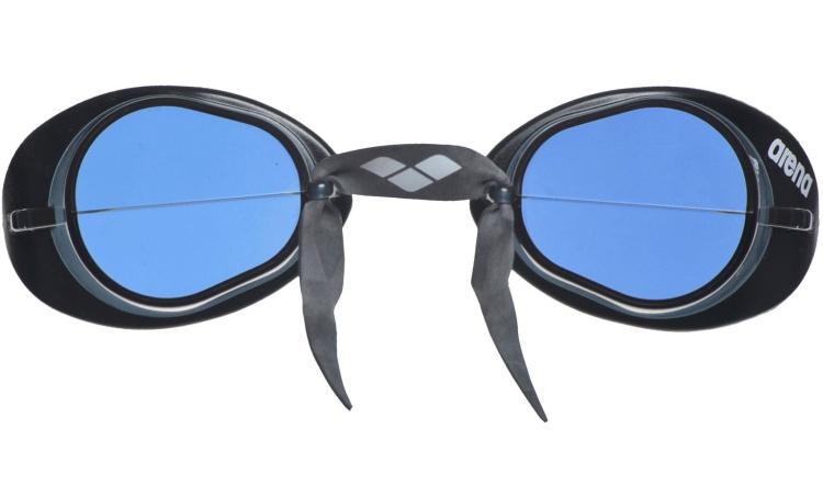 2d7f55908 Modré očnice sú navrhnuté tak, aby znižovali oslnenia od vody a  zabezpečovali viditeľnosť v ostrom svetle ako v interiéri, tak aj vonku.