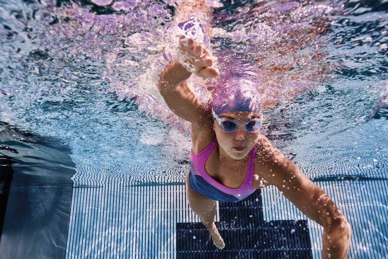 înotul slabeste