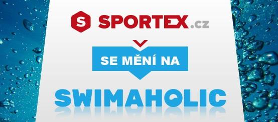 Sportex se mění na Swimaholic
