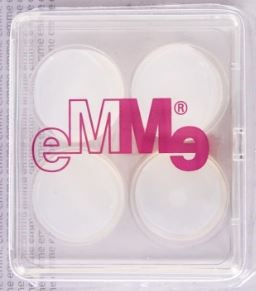 Ucpávky do uší Emme Silicone Earplugs