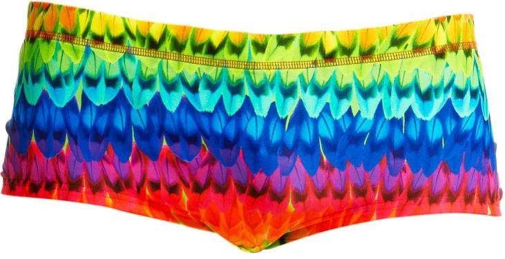 Pánské plavky s krátkou nohavičkou Funky Trunks Wing trunks 2020.
