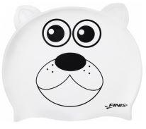 Dětská plavecká čepice Finis Polar bear