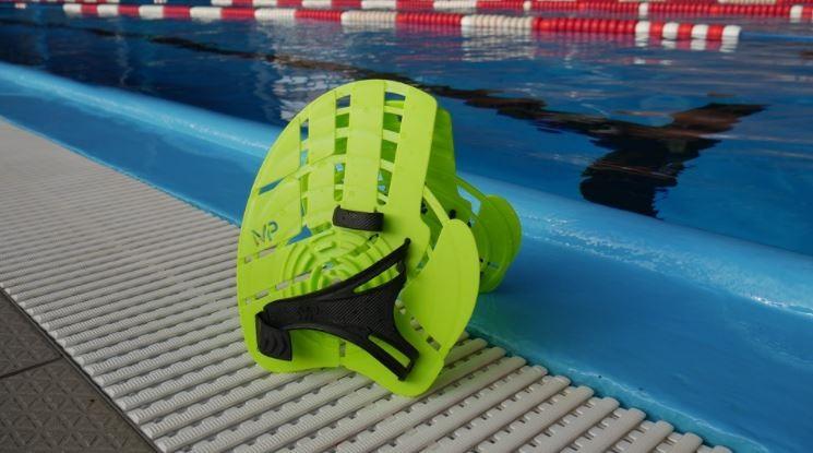 Odporové plavecké packy Michael Phelps Strenght Paddle