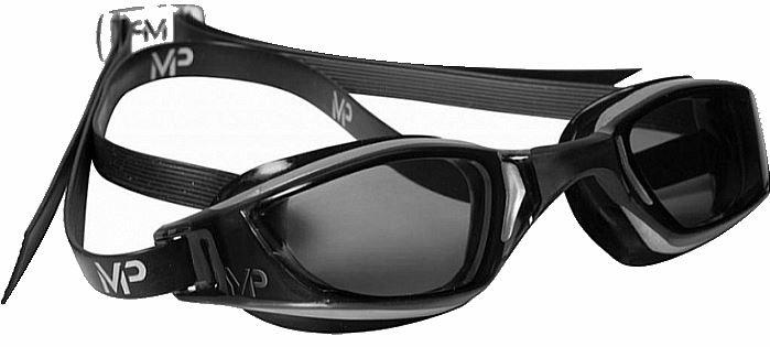 Pánské plavecké brýle Michael Phelps XCEED černé