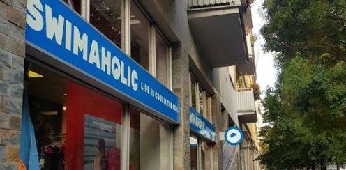 Nová prodejna plaveckých potřeb Swimaholic v Praze