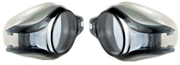 Dioptrické plavecké brýle Speedo Pulse Optical Lense, očnice