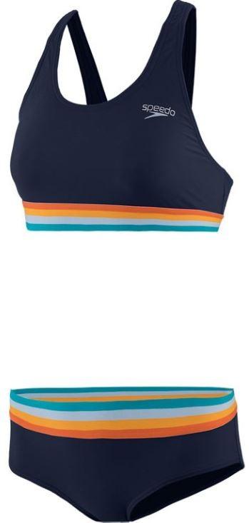 Dvoudílné plavky Speedo ve slevě