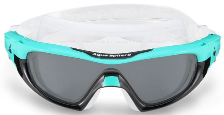 Swimming goggles for triathlon, suitable also for outside swimming