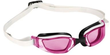 Dámské plavecké brýle Michael Phelps XCEED Lady růžové