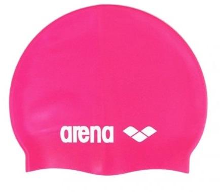 Plavecká čepička Arena Classic modrá