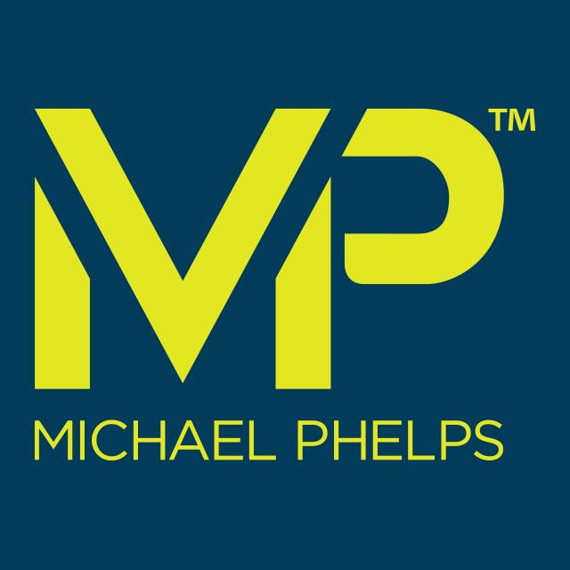 Pánské závodní plavky značky Michael Phelps.
