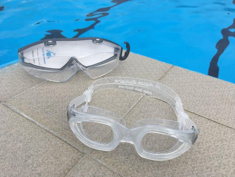 b78eb6aad ... preto som si zaplával s obyčajnými sklami. Aby som však zistil, ako to  je s výmenou očníc, vyskúšal som výmenu klasických očníc za dioptrické. A  hľa!