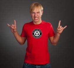Nohejbalové tričko