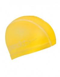 Plavecká čepička Speedo Pace cap junior Žlutá