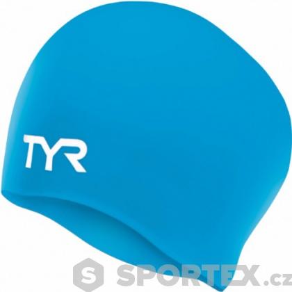 Plavecká čepička TYR Silicone Long