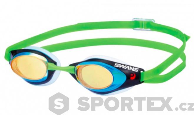 Plavecké brýle Swans SR-71 M Mirror