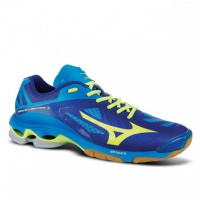 Boty Mizuno Wave Lightning Z2 Blue Yellow