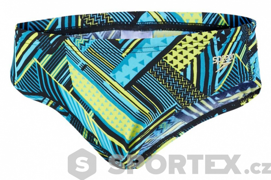 Chlapecké plavky Speedo Waveweave Allover  ef4d143d62