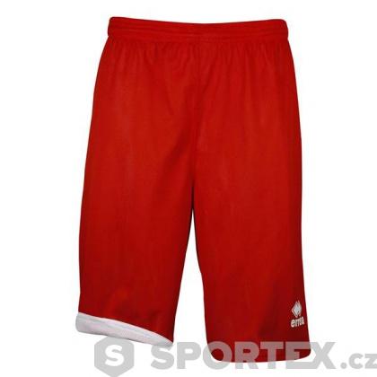 Basketbalové kraťasy Errea Chicago red