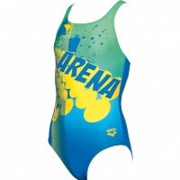 Dívčí plavky Arena Takeover junior