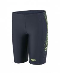 Speedo Sports Logo Panel Jammer junior grey