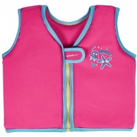 Speedo Sea Squad Swim Vest Pink