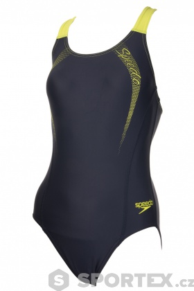 Speedo Sports Logo Medalist Grey