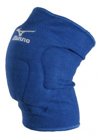 Mizuno VS1 knee Pad blue
