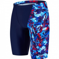 Speedo Allover V jammer blue