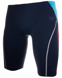 Speedo Fit Splice Jammer navy