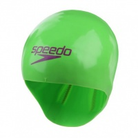 Speedo Fastskin Cap Green/White