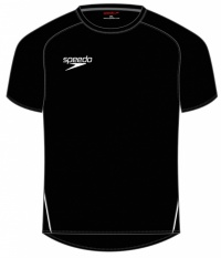 Speedo Dry T-Shirt Black