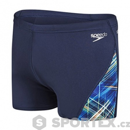 Speedo Digital Panel Aquashort navy