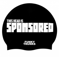 Funky Trunks Sponsored Head cap
