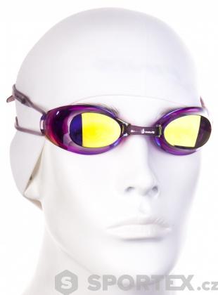 Plavecké brýle Mad Wave Liquid Racing Automatic Mirror