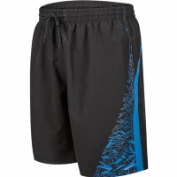 Speedo Boom Yoke Splice 18 Watershort Black/Danube