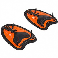 Jaked Evo Swimming Paddles Orange/Black