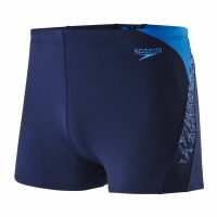 Speedo Boom Splice Aquashort Navy/Blue