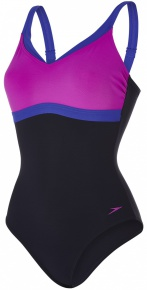 Speedo Aquajewel 1 Piece Navy/Diva/Ultramarine