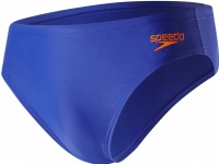 Speedo Essential End10 5cm Brief Ultramarine/Fluo Orange