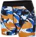 Speedo Stormza Sport Short Black/Fluo Orange/White