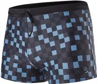 Speedo Connect Boom Valmilton Aquashort Black/Stellar/Oxid Grey