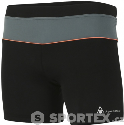 Aqua Sphere Ray Repreve Black/Dark Grey