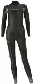 Aqua Sphere Aqua Skin Fullsuit Lady Black/Grey