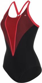 Aqua Sphere Cara Vita Black/Chine Red