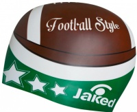 Jaked US Football Swimming Hat